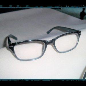 Other - Men's Black & Green Tortoise Reading Glasses